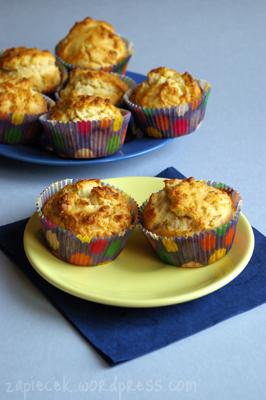 muffiny-smietankowo-kokosowe